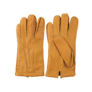 17 FW GLOVES _ 3 _ GOATSKIN (NATURAL)