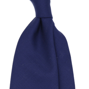 [BASIC] Navyblue Summerwool Necktie