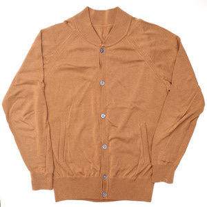 18SS Summer Cotton Bomber_Light Rust