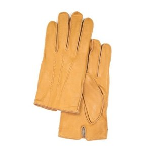 18 FW GLOVES _ 3 _ GOATSKIN (NATURAL) _ TAN