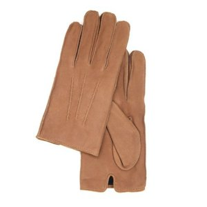 18 FW GLOVES _ 1 _ GOATSKIN (NUBUCK) _ MOCA BROWN