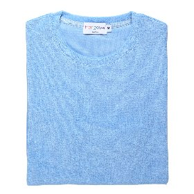 [HANGOVER] TERRY T-SHIRTS_SKY BLUE